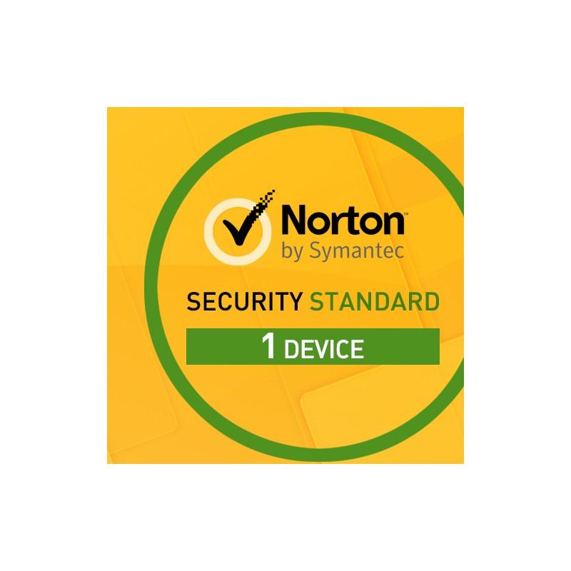 Norton Security Standard 1 Pc 1rok