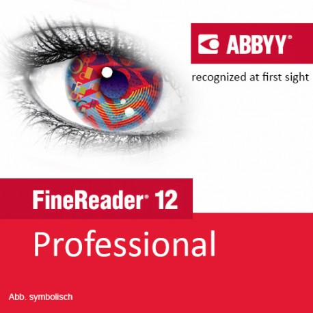 ABBYY FineReader 12 Professional MAC PL ESD