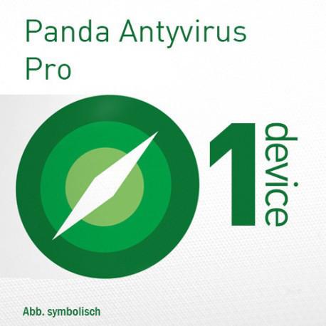 Panda Antivirus Pro 2018 Multi Device PL ESD Odnowienie 1 Urządzenie