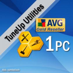 AVG TuneUp 1 PC 2018 Odnowienie