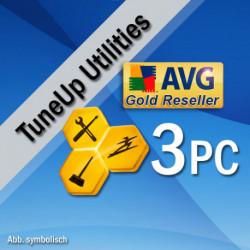 AVG TuneUp 3 PC 2018 Odnowienie