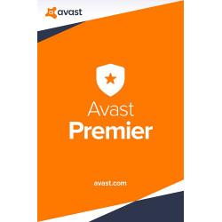 AVAST Premier 2019 1PC / 1 Rok