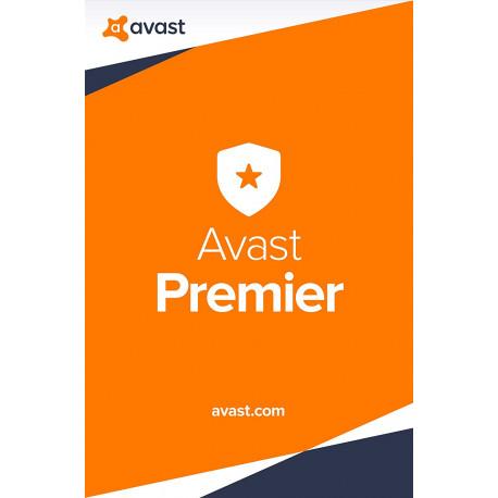 AVAST Premier 2018 1PC / 1 Rok Odnowienie