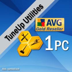 AVG PC TuneUP 2018 1 PC / 2 Lata