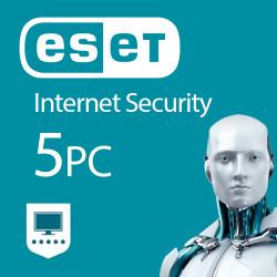 ESET Internet Security 5 PC 1 ROK Odnowienie