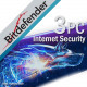 Bitdefender Internet Security 3PC/1Rok