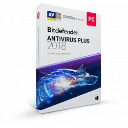 Bitdefender AntiVirus Plus 10PC/1Rok