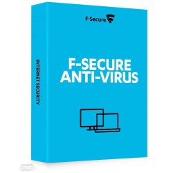 F-Secure Anti-Virus 3PC/1rok