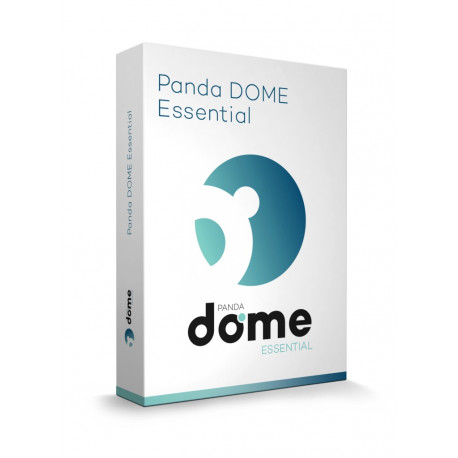 Panda Dome Essential 10 Urządzeń / 1 Rok