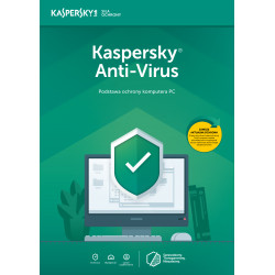 Kaspersky AntiVirus 10PC/1Rok Odnowienie