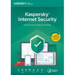 Kaspersky Internet Security 2019 2 PC/1 Rok