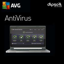 AVG Antivirus PL 2019 1 PC/ 1 ROK