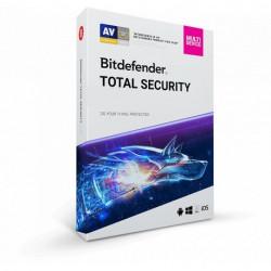 Bitdefender Total Security 10PC/2Lata Odnowienie