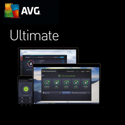 AVG ULTIMATE bez limitu urządzeń / 2 LATA