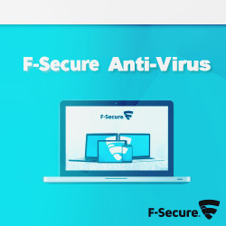F-Secure Anti-Virus 3PC/2Lata