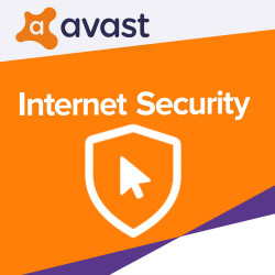 AVAST INTERNET SECURITY 2018 1 PC /2 Lata