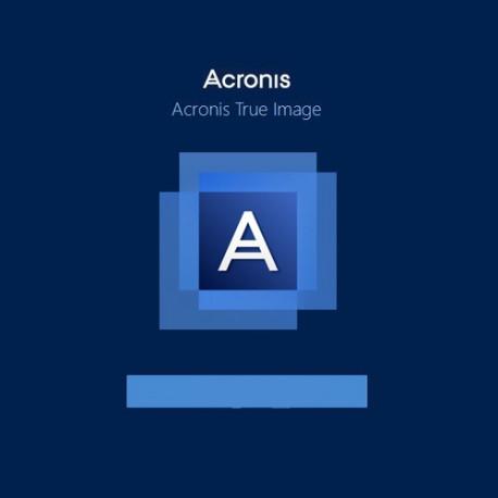 Acronis True Image 2019 / 1PC