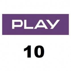 Doładowanie Play 10 zł