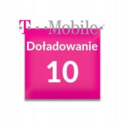 Doładowanie T-Mobile 10 zł