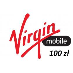 Doładowanie Virgin Mobile 100 zł