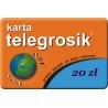 Doładowanie Telegrosik 20 zł