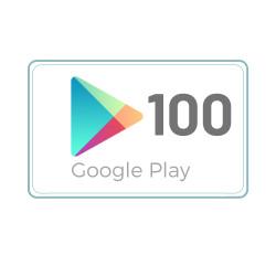 Kod Podarunkowy Google Play 100 zł