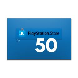 PlayStation Store 50zł