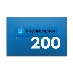 PlayStation Store 200zł