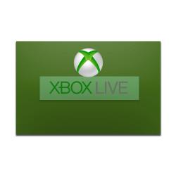Xbox LIVE 50zł