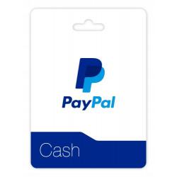 Doładowanie Paypal 25 EUR - KOD