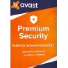 AVAST PREMIUM SECURITY 1 PC / 2 LATA AVAST! WIN