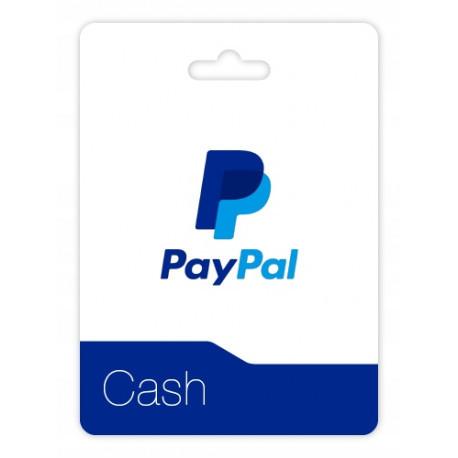 Doładowanie Paypal 36 PLN