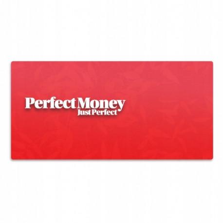 PERFECT MONEY E-VOUCHER DOŁADOWANIE KOD EURO