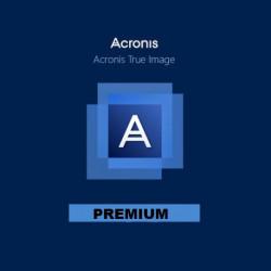 Acronis True Image Premium + 1 TB Cloud 2018 1 PC