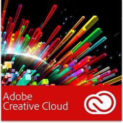 Adobe Creative Cloud for Teams All Apps z usługą Adobe Stock MULTI Win/Mac – Odnowienie subskrypcji