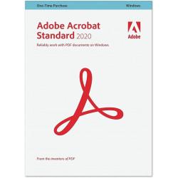 Adobe Acrobat Pro 2020 PL Win/Mac – dla instytucji EDU