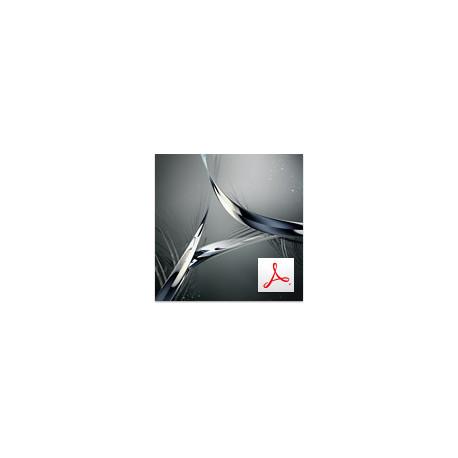 Adobe Acrobat DC Standard for Teams MULTI Win – Odnowienie subskrypcji – licencja rządowa