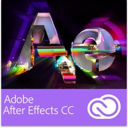 Adobe After Effects CC for Teams ENG Win/Mac – Odnowienie subskrypcji – licencja rządowa