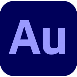 Adobe Audition CC for Teams MULTI Win/Mac – Odnowienie subskrypcji – licencja imienna dla instytucji EDU