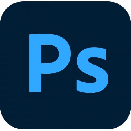 Adobe Photoshop CC for Teams (2021) ENG Win/Mac – dodatkowe stanowisko – licencja imienna dla instytucji EDU