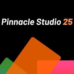 Pinnacle Studio 25 Standard PL - nowa licencja, komercyjna