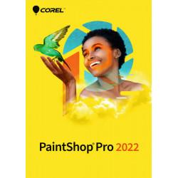 Corel PaintShop Pro 2022 EN - licencja komercyjna, wieczysta