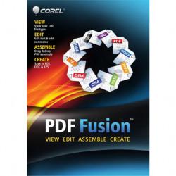 Corel PDF Fusion licencja komercyjna, wieczysta, elektroniczna