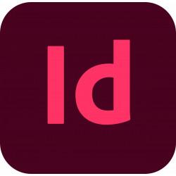 Adobe InDesign CC for Teams MULTI Win/Mac – Odnowienie subskrypcji – licencja imienna dla instytucji EDU