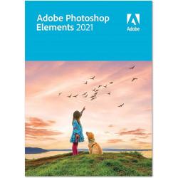 Adobe Photoshop Elements 2021 ENG Win/Mac – licencja rządowa