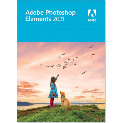 Adobe Photoshop Elements 2021 PL Win – dla instytucji EDU