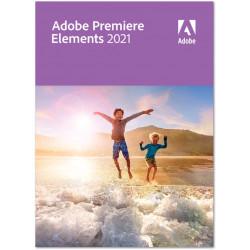 Adobe Premiere Elements 2021 ENG Win/Mac – licencja rządowa