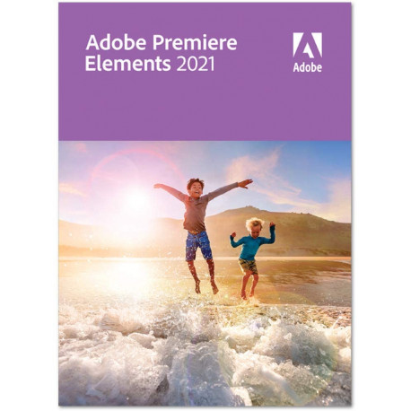 Adobe Premiere Elements 2021 PL Win – dla instytucji EDU