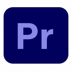Adobe Premiere Pro CC for Teams MULTI Win/Mac – Odnowienie subskrypcji – licencja imienna dla instytucji EDU