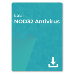 ESET NOD32 Antywirus 3 PC / 1 Rok